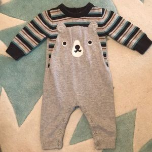 Gymboree Baby 3-6 Months Outfit